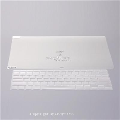 5 in 1 bosity apple macBook air 11 inch protection shield set sp062t}-As picture